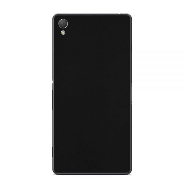 Skin Dead Black Matte Sony Xperia Z3