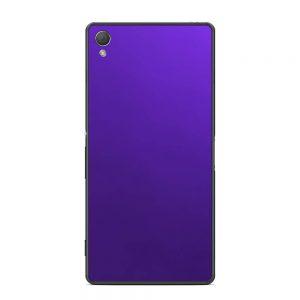 Skin Crazy Plum Sony Xperia Z3