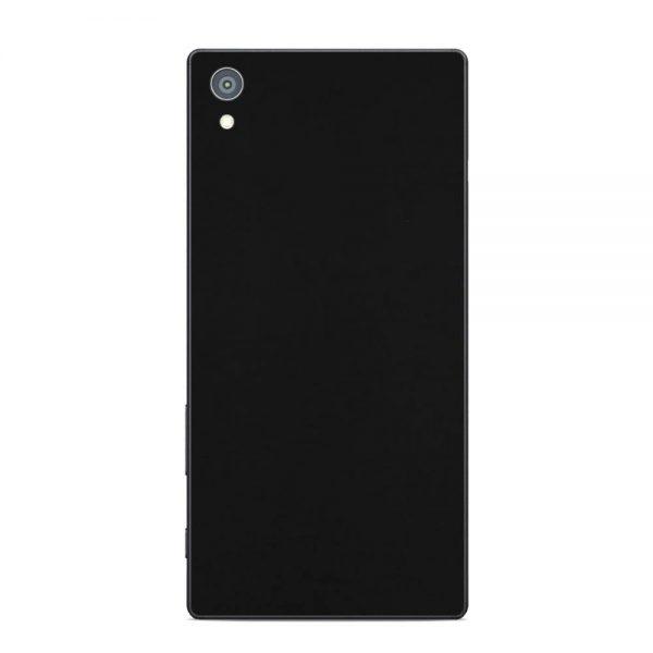 Skin Dead Black Matte Sony Xperia Z5