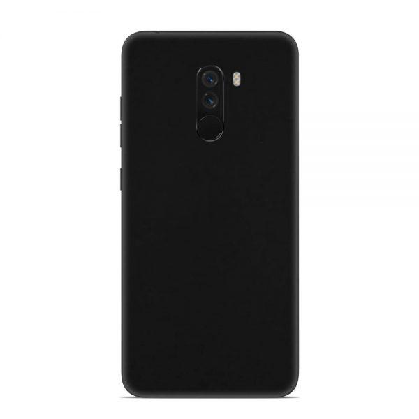 Skin Dead Black Matte Xiaomi Pocophone F1
