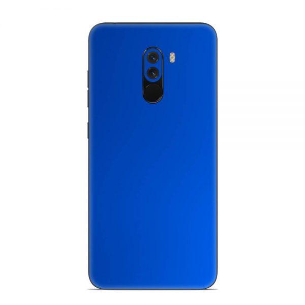 Skin Cool Deep Blue Xiaomi Pocophone F1