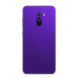Skin Crazy Plum Xiaomi Pocophone F1
