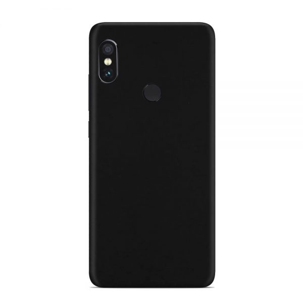 Skin Dead Black Matte Xiaomi Redmi Note 5 Pro