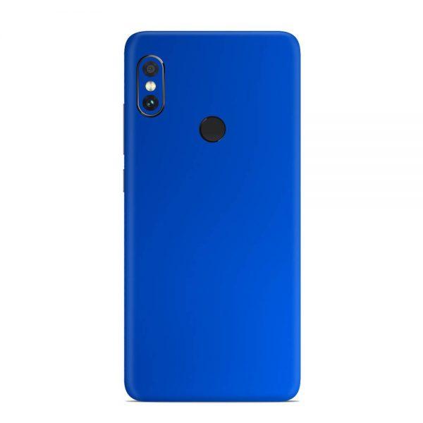 Skin Cool Deep Blue Xiaomi Redmi Note 5 Pro