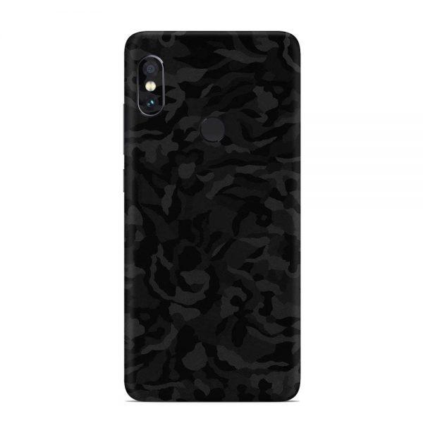 Skin Shadow Black Xiaomi Redmi Note 5 Pro