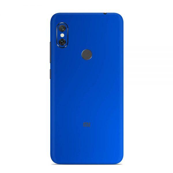Skin Cool Deep Blue Xiaomi Redmi Note 6 Pro
