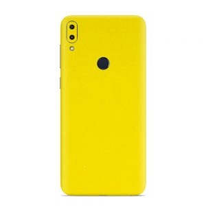 Skin Bumblebee Yellow Asus Zenfone Max Pro