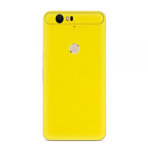 Skin Bumblebee Yellow Google Nexus 6P