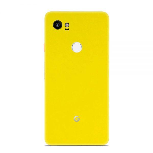 Skin Bumblebee Yellow Google Pixel 2 XL