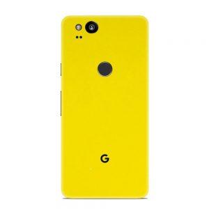 Skin Bumblebee Yellow Google Pixel 2