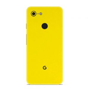 Skin Bumblebee Yellow Google Pixel 3 / Pixel 3 XL