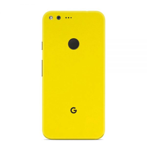 Skin Bumblebee Yellow Google Pixel / Pixel XL