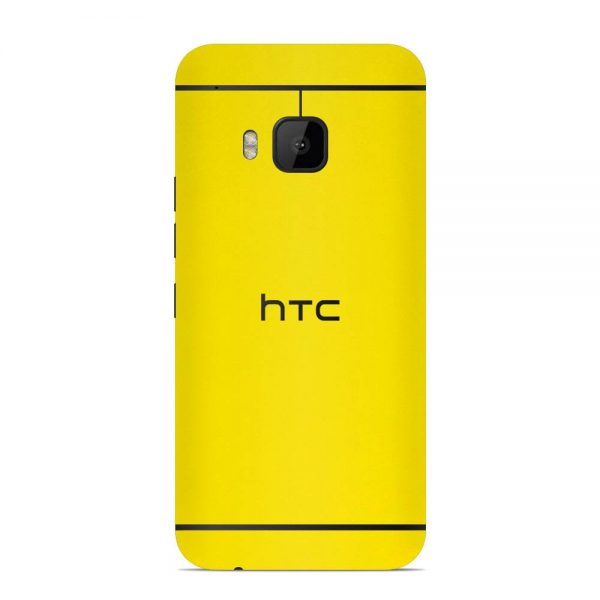 Skin Bumblebee Yellow HTC One M9