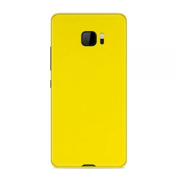 Skin Bumblebee Yellow HTC U Ultra