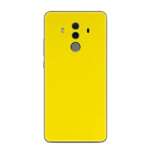 Skin Bumblebee Yellow Huawei Mate 10 Pro