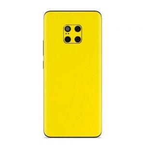 Skin Bumblebee Yellow Huawei Mate 20 Pro