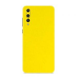 Skin Bumblebee Yellow Huawei P20 Pro