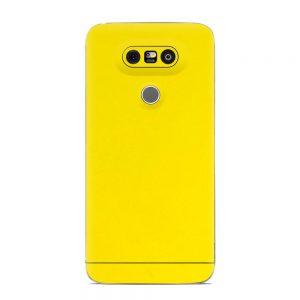 Skin Bumblebee Yellow LG G5