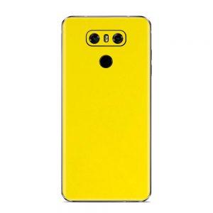 Skin Bumblebee Yellow LG G6