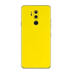 Skin Bumblebee Yellow LG G7