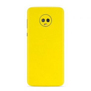 Skin Bumblebee Yellow Motorola Moto G6