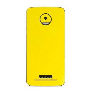 Skin Bumblebee Yellow Motorola Moto Z