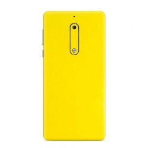 Skin Bumblebee Yellow Nokia 5