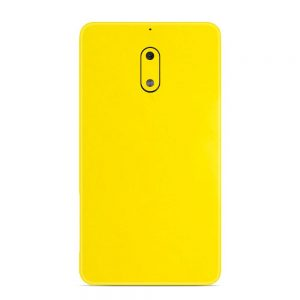 Skin Bumblebee Yellow Nokia 6