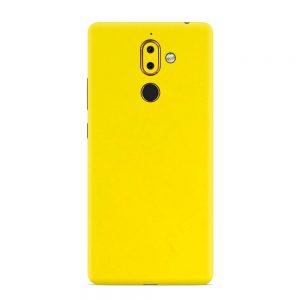 Skin Bumblebee Yellow Nokia 7 Plus