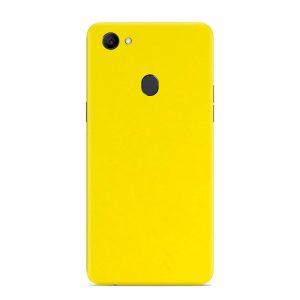Skin Bumblebee Yellow Oppo F7