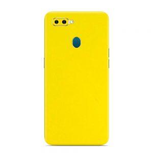 Skin Bumblebee Yellow Oppo F9 Pro