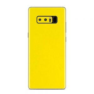 Skin Galben Lucios Samsung Galaxy Note 8