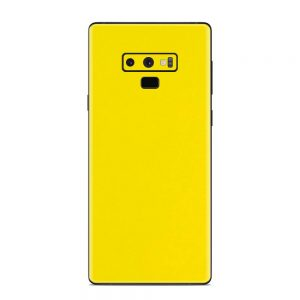 Skin Galben Lucios Samsung Galaxy Note 9
