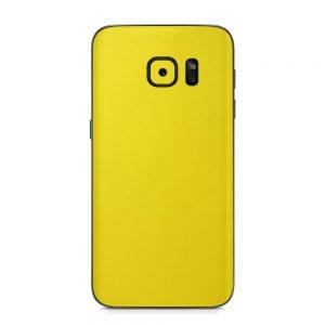Skin Galben Lucios Samsung Galaxy S7