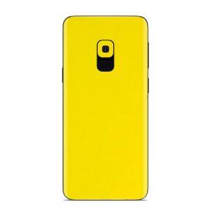Skin Galben Lucios Samsung Galaxy S9