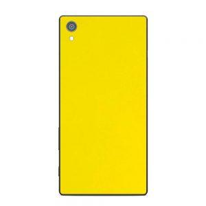 Skin Bumblebee Yellow Sony Xperia Z5