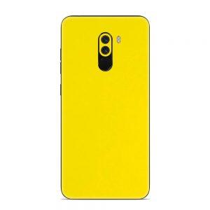 Skin Bumblebee Yellow Xiaomi Pocophone F1