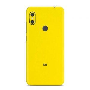 Skin Bumblebee Yellow Xiaomi Redmi Note 6 Pro