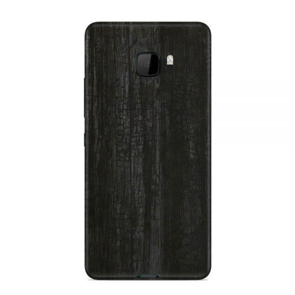 Skin Black Dragonhide HTC U Ultra