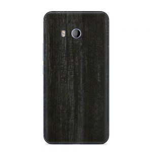 Skin Black Dragonhide HTC U11