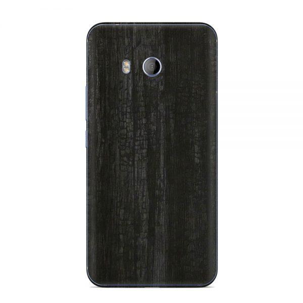 Skin Black Dragonhide HTC U11