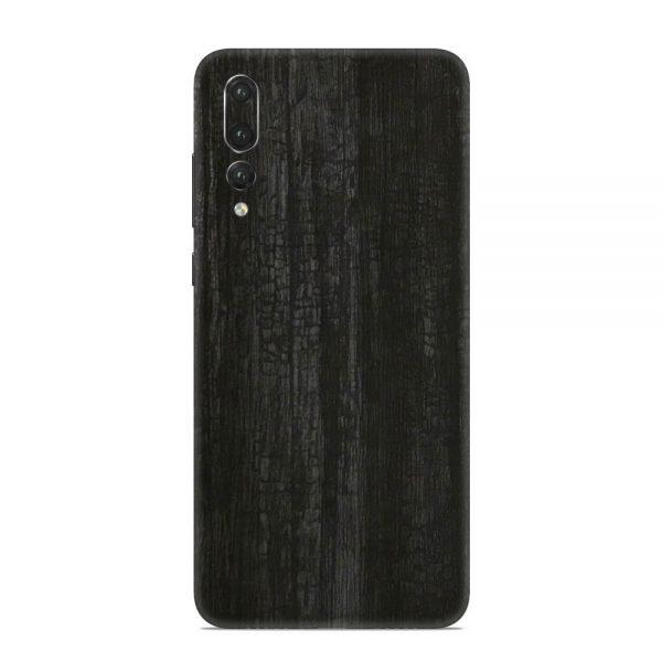Skin Black Dragonhide Huawei P20 Pro
