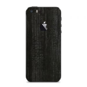 Skin Black Dragonhide iPhone 5 / 5s / SE