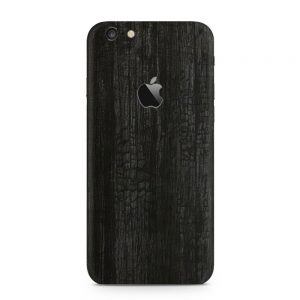 Skin Black Dragonhide iPhone 6 / 6 Plus / 6s / 6s Plus