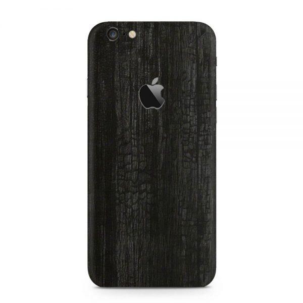 Skin Black Dragonhide iPhone 6 / 6 Plus / 6s / 6s Plus