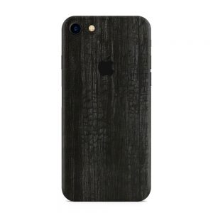 Skin Black Dragonhide iPhone 7 / 8