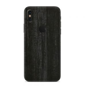 Skin Black Dragonhide iPhone X / Xs / Xs Max