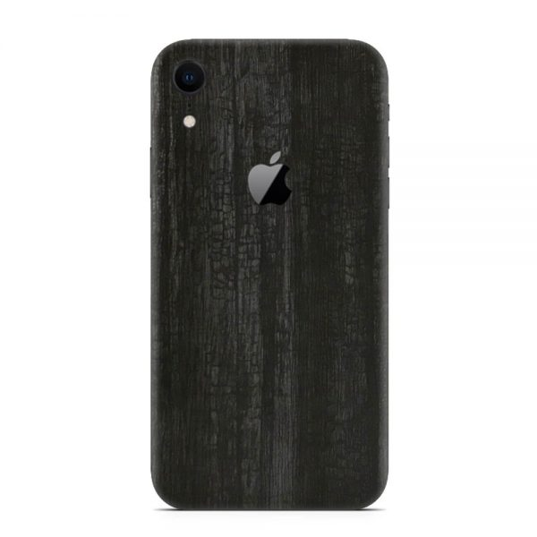 Skin Black Dragonhide iPhone Xr