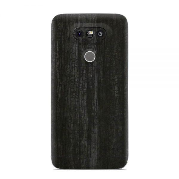 Skin Black Dragonhide LG G5