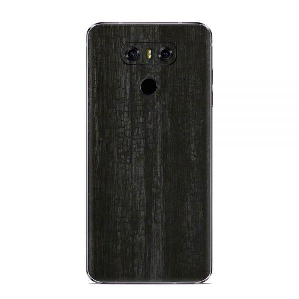 Skin Black Dragonhide LG G6